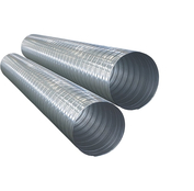 Pl & lkr ventilation ducts