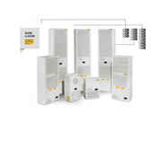 Klimexs cabinet conditioner panel type air conditioners