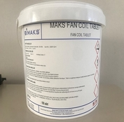 Maks fan coil tablet