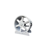Vax duct type axial fan