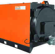 Eko kB 150.000 - eq kB 800.000 calorie radiation type, counterpressure 2-pass central system boilers